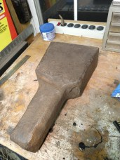 Stump Anvil - Sawyers Type