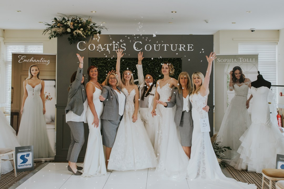 Coates Couture Bridal Show