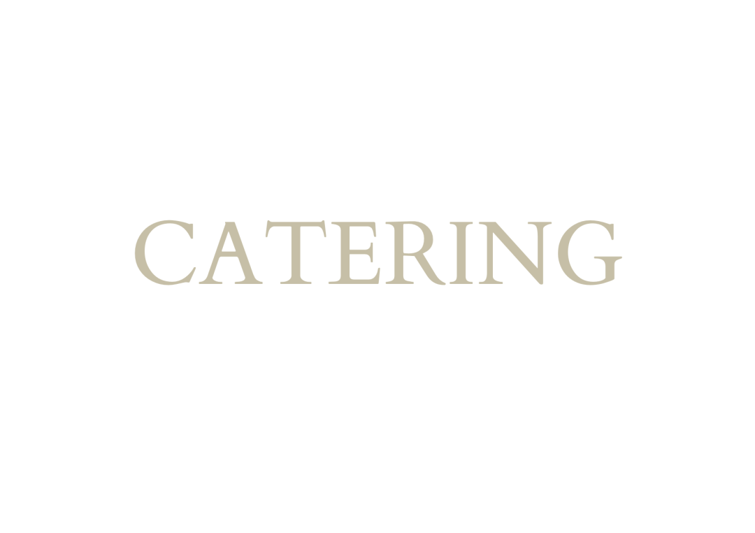 Wedding Catering Home