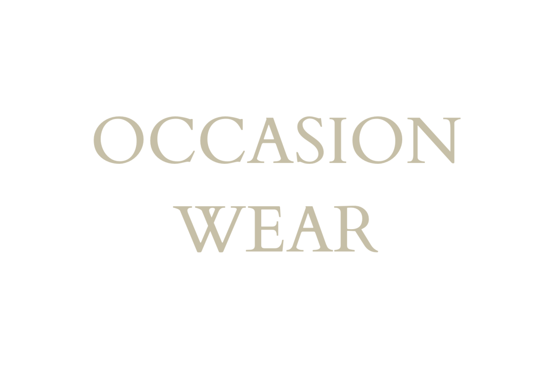 Occasion Wear Home