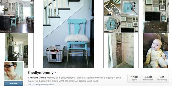 Edmonton Instagram - The DIY Mommy