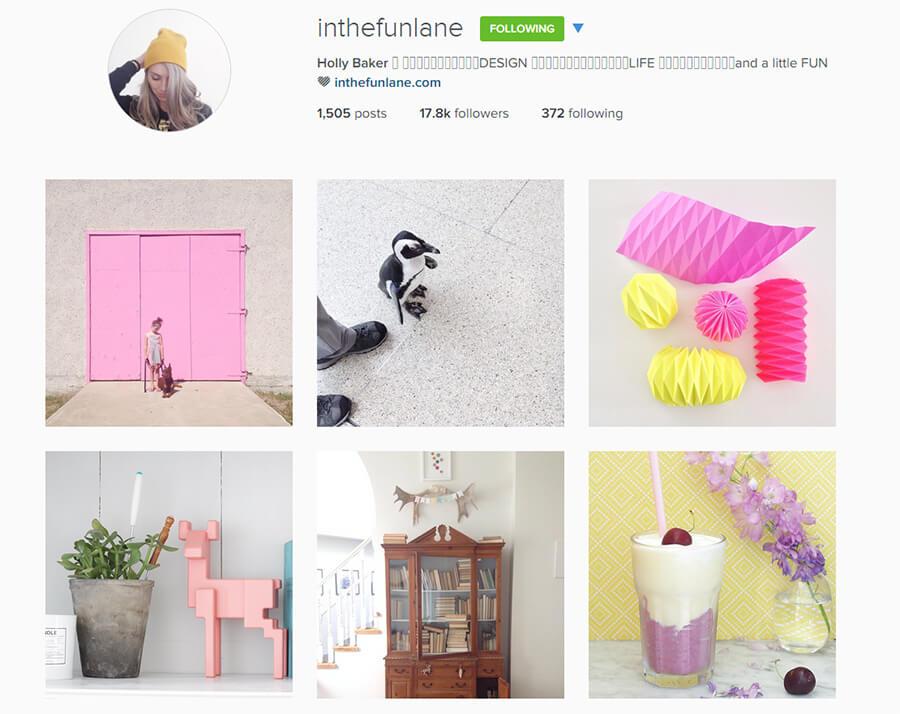 Edmonton Instagram Users - inthefunlane