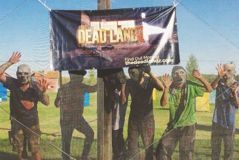 The Dead Landz Edmonton - Zombie Apocalypse