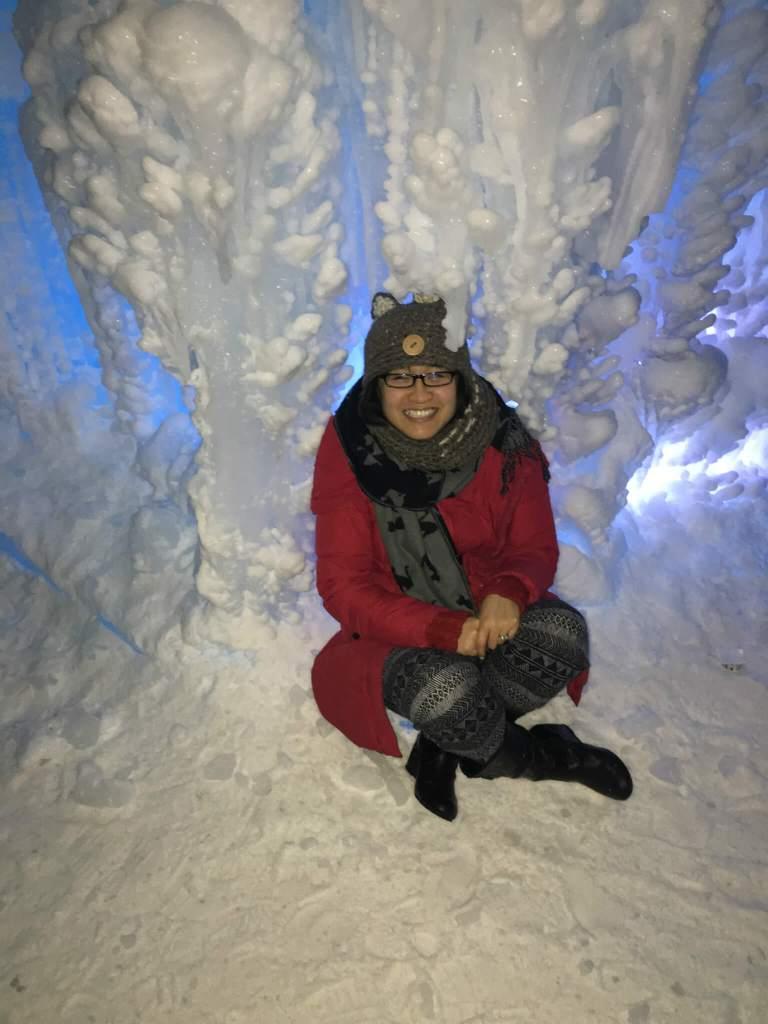 Ice Castle - Edmonton - Hawrelak Park - Explore Edmonton