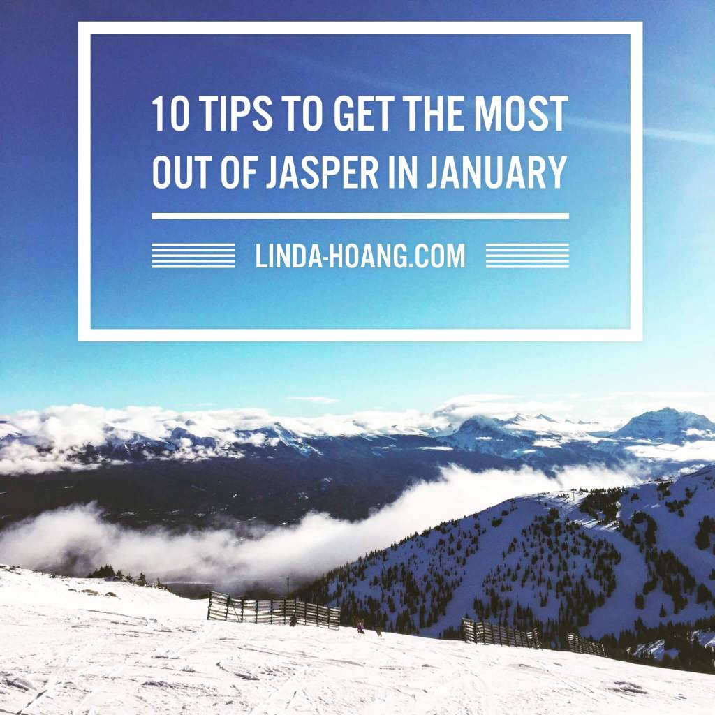 Jasper in January - Travel Jasper
