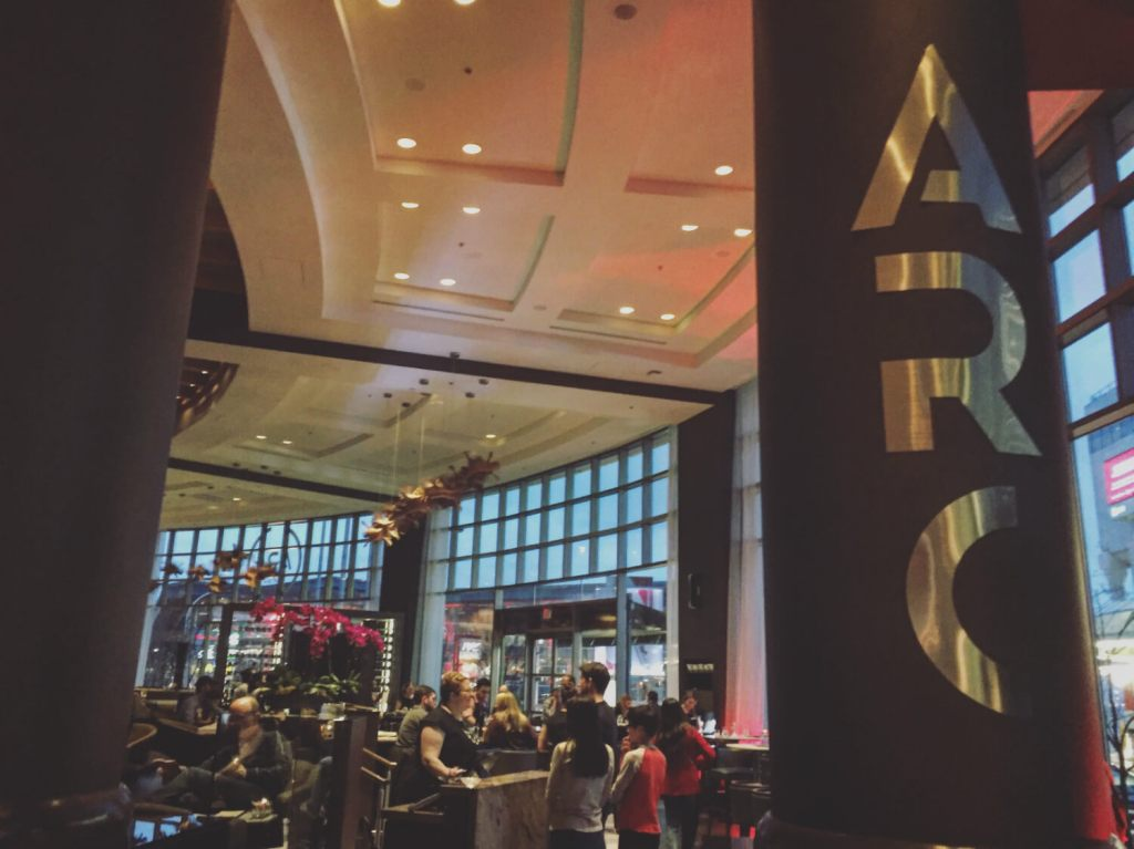 ARC Dining - Fairmont Waterfront Vancouver