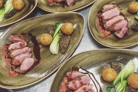 Fairmont Hotel Macdonald - Interactive Blogger Dinner - Edmonton