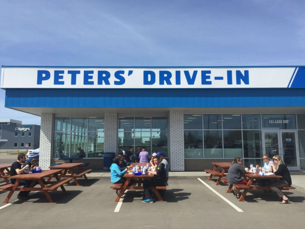 Peters Drive In Red Deer