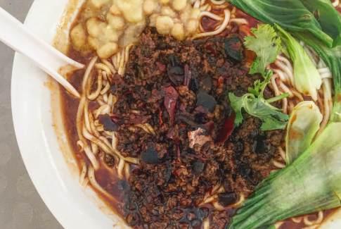 Wheat Garden Chinese Noodle and Dumpling Bazaar - Edmonton