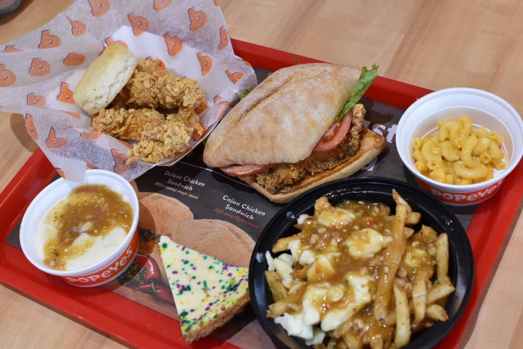 Popeyes Canada is on Facebook. To connect with Popeyes Canada, join Facebook today. Dykes — I have never formally felt the need to complain to a company but the fact that after waiting over an hour for a delivery to come, regardless if it's May 3, · 2 Reviews. Comment 1. Matt Coe — This is the worse popeyes dont get any food.