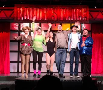 Jubilations Dinner Theatre Musical Flashdance Explore Edmonton