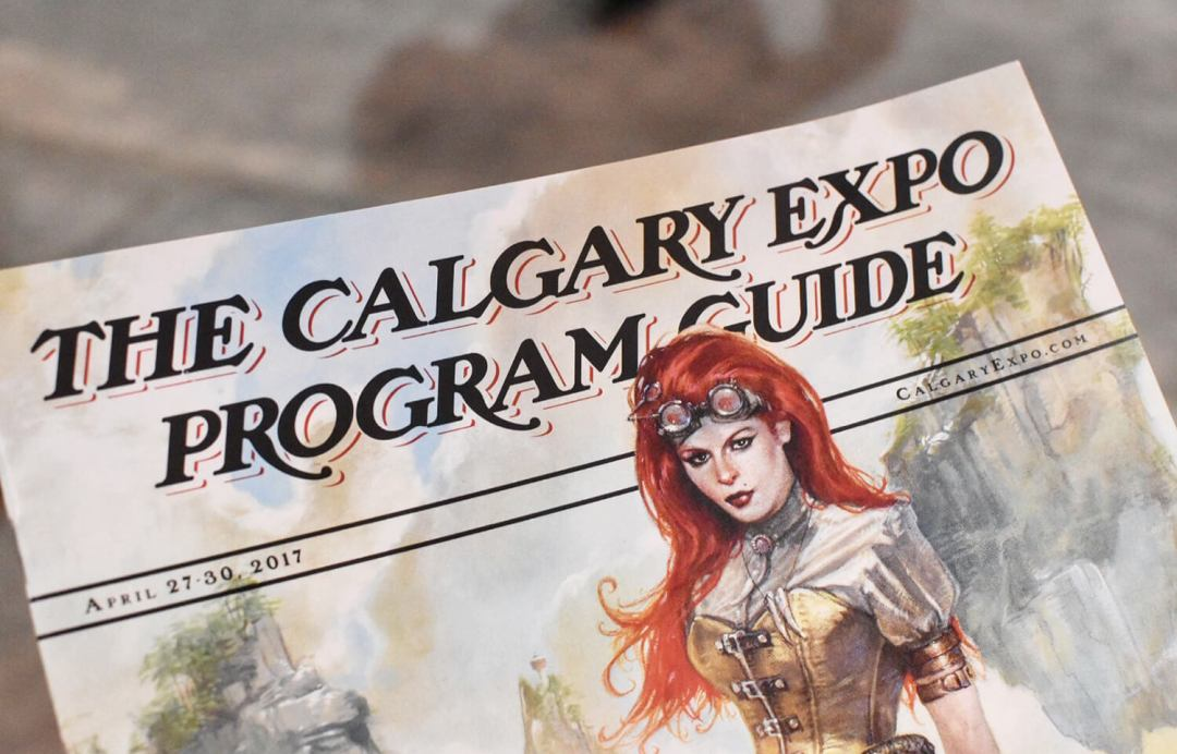 Calgary Comic and Entertainment Expo