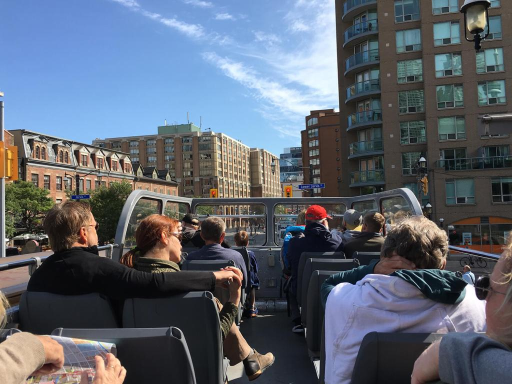 What To Do in Toronto - City Sightseeing Toronto Bus Tour 2