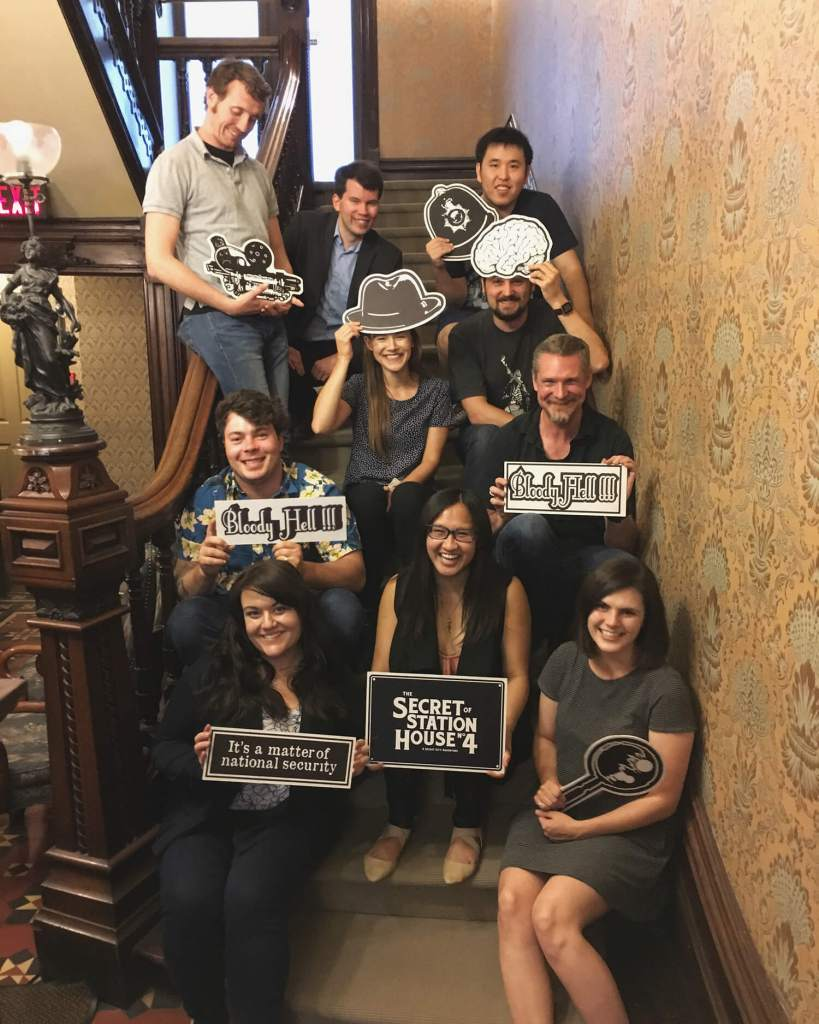 What To Do in Toronto - Secret City Adventures Escape Game