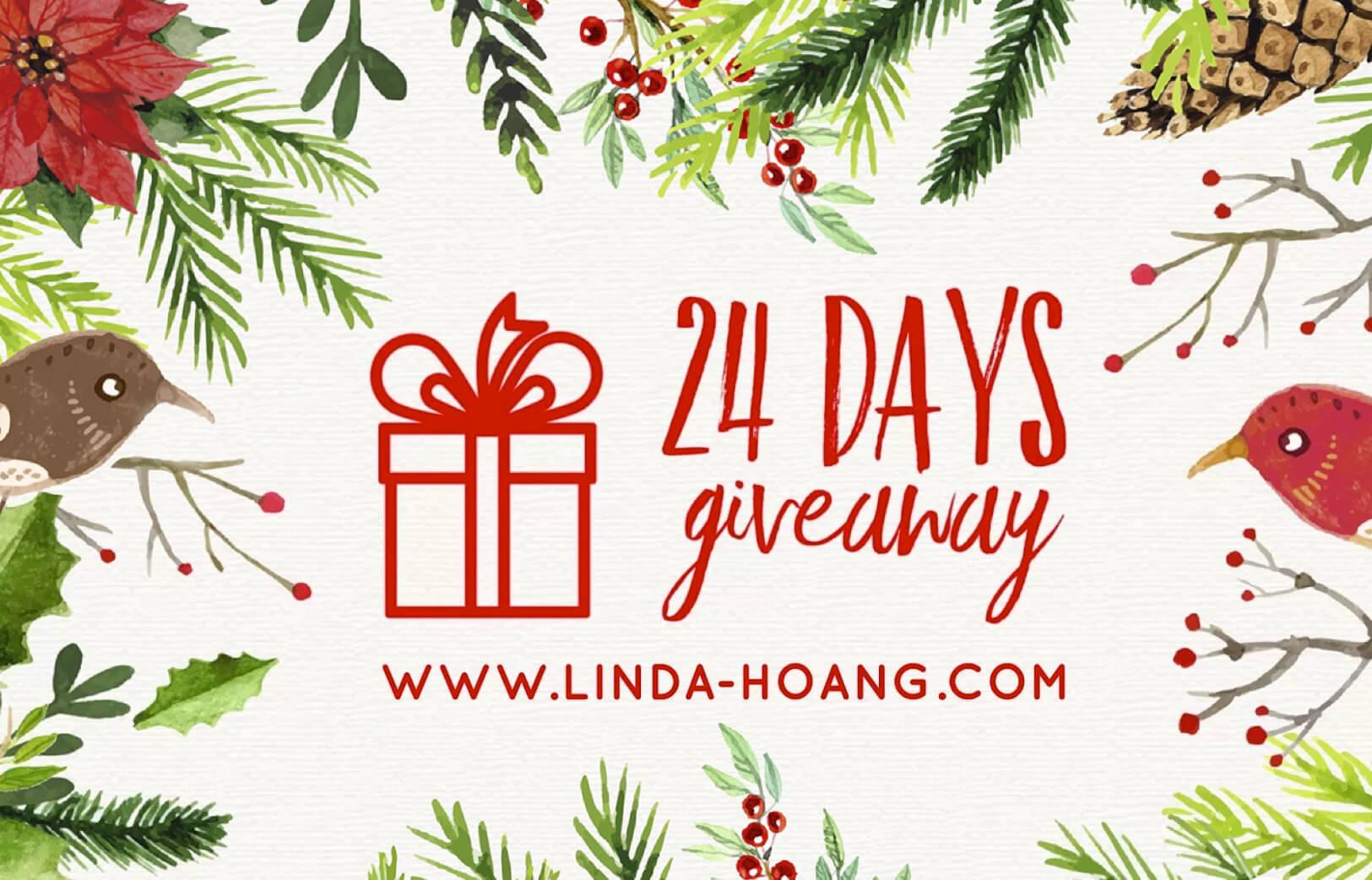 24 Days of Christmas Giveaways: Edmonton Food (2017) - LINDA HOANG ...
