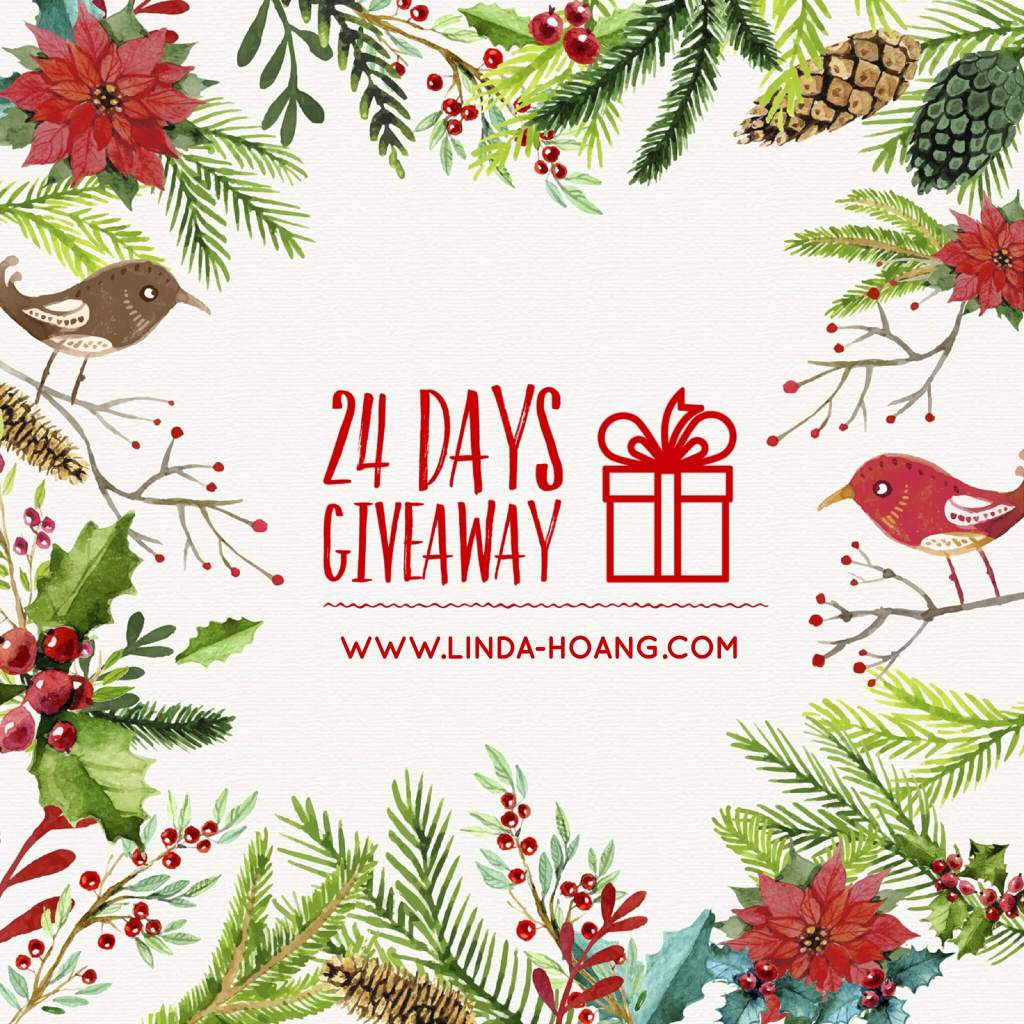 24 days of christmas giveaways linda hoang lindork food restaurants edmonton