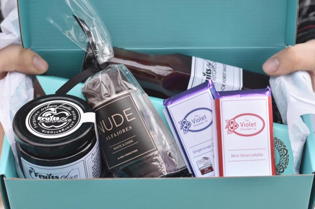 YEG Box Edmonton Made - Local Subscription Box - Food