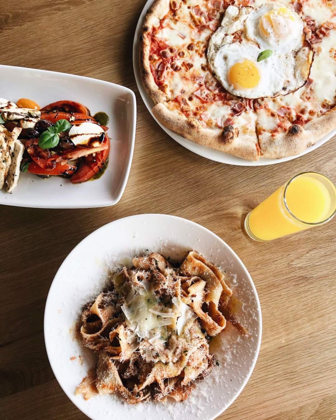 Buco Restaurant Pizzeria Sorrentinos Restaurant Group Edmonton