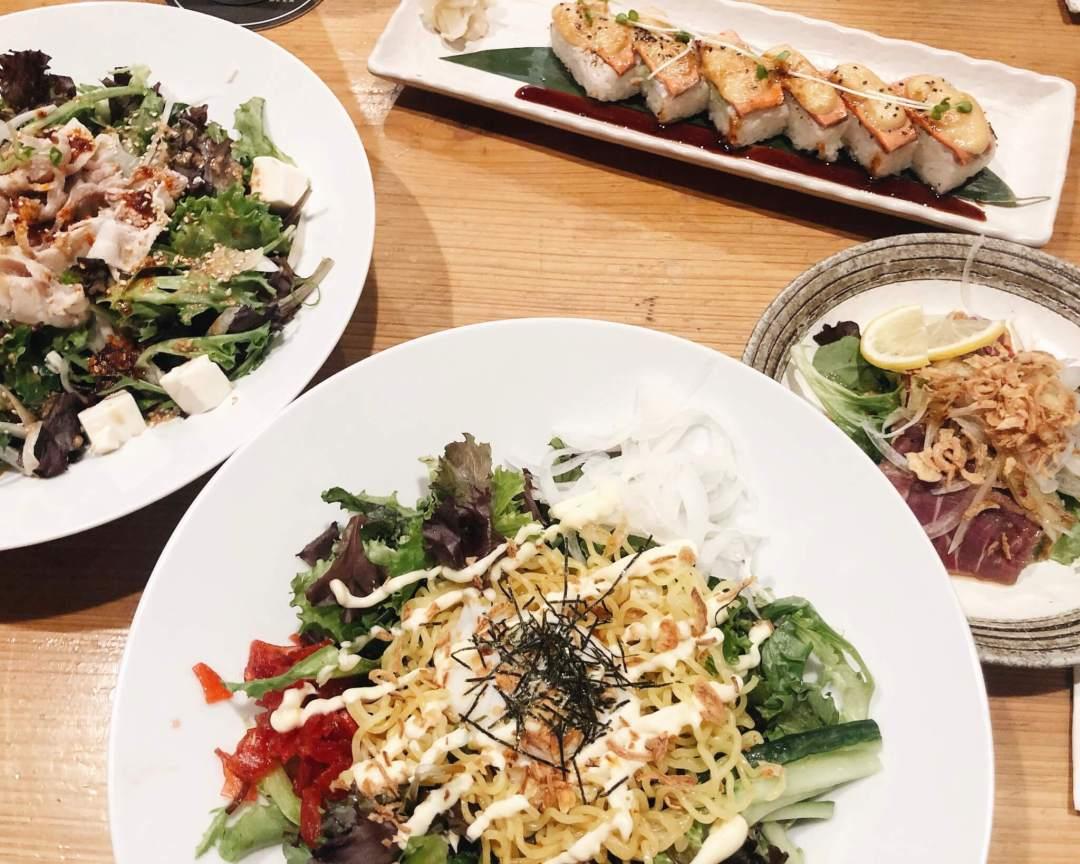 Dorinku Izakaya Japanese Food Explore Edmonton