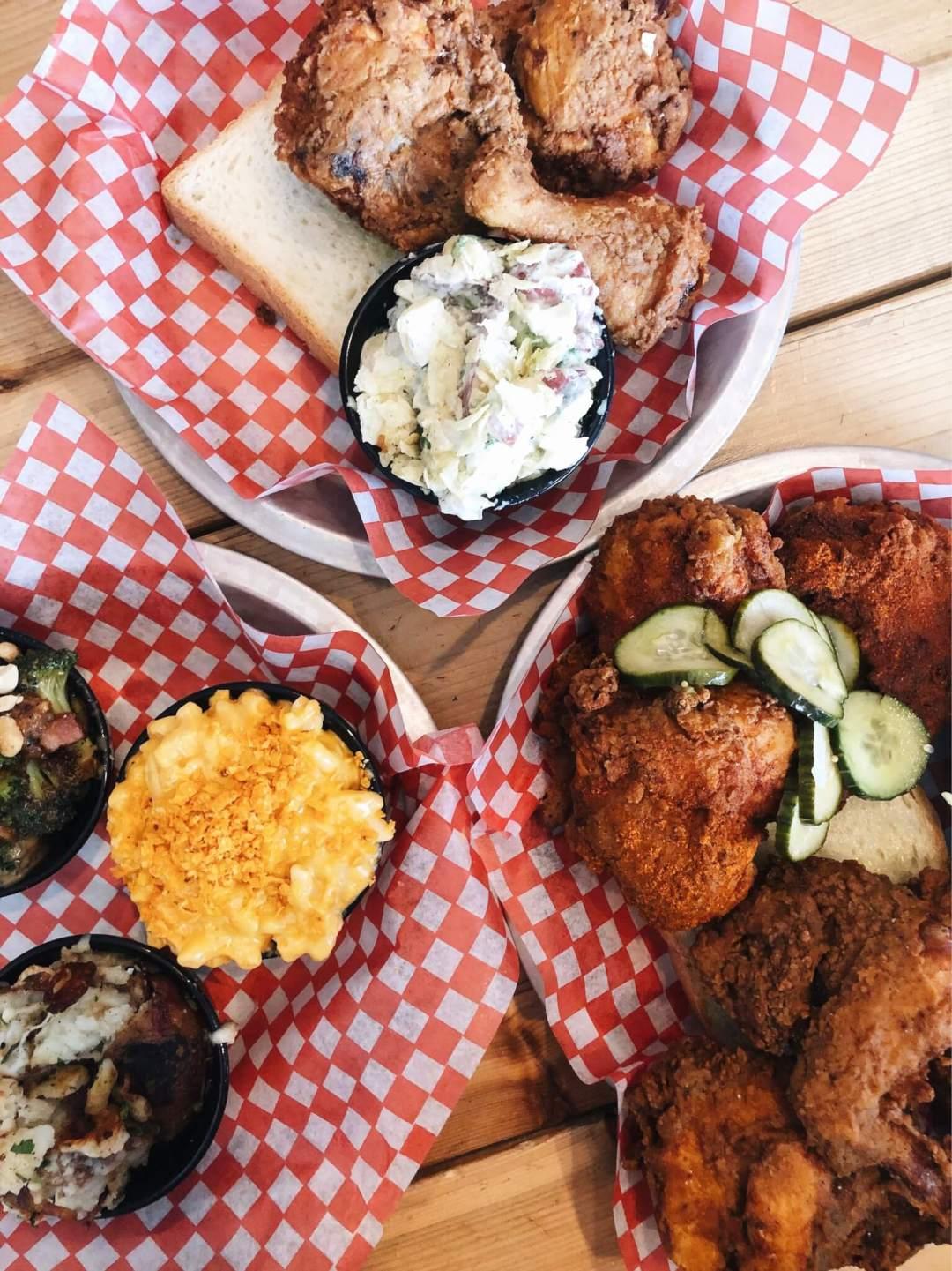Northern Chicken Explore Edmonton  Street