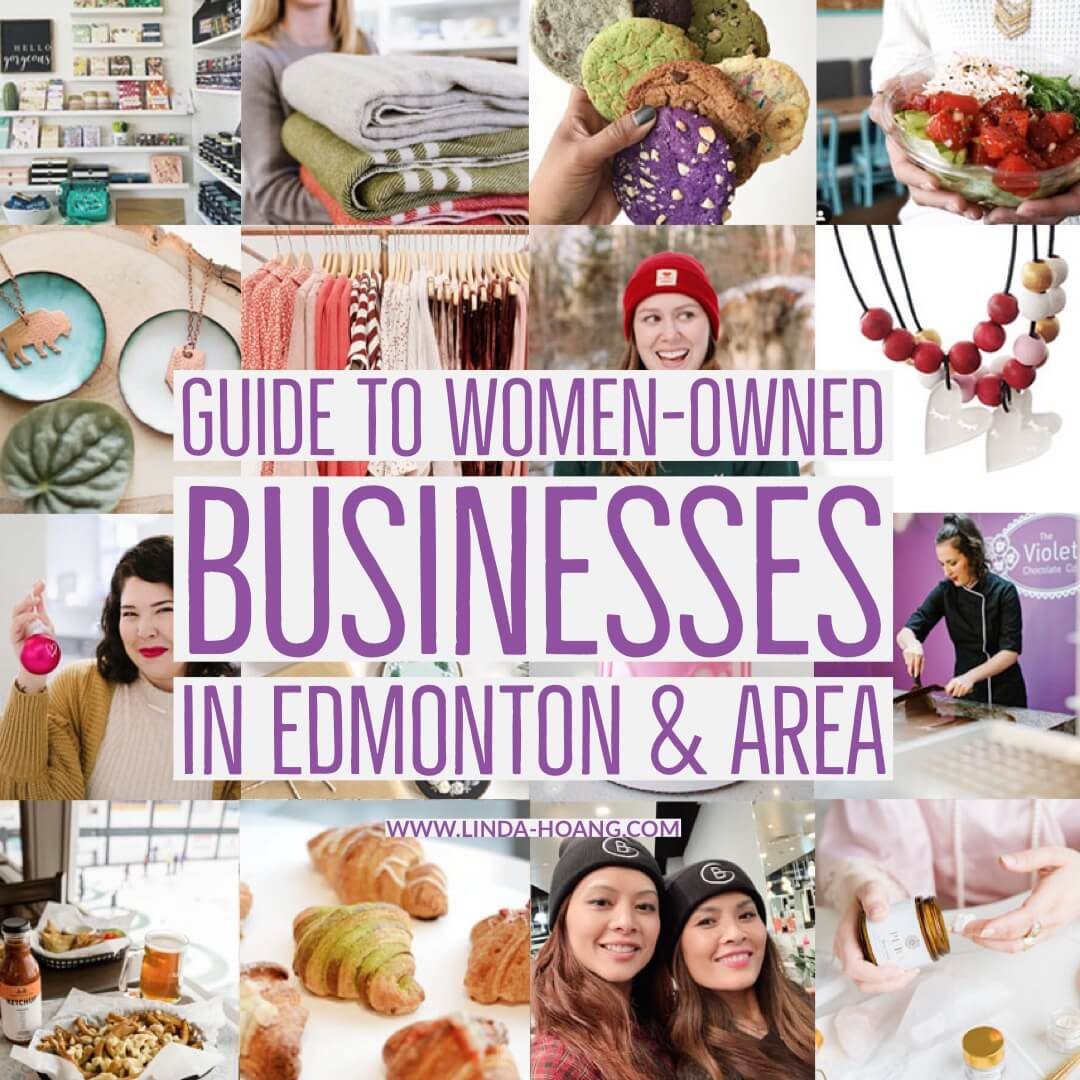 Guide to Women Owned Businesses Entrepreneurs in Edmonton Area