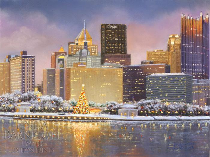 Christmas Lights Pennsylvania