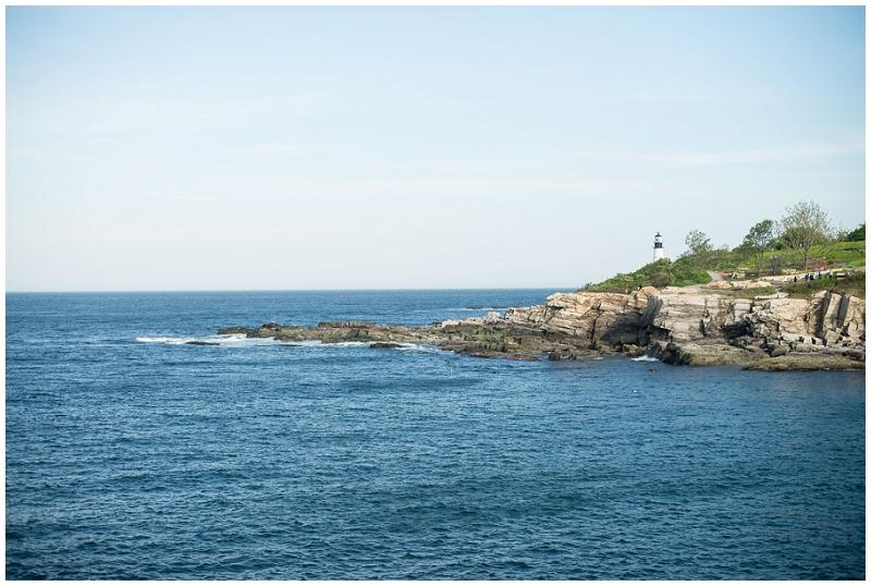 fort williams park, cape elizabeth, lighthouse, maine