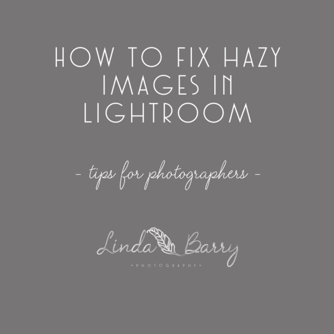 Lightroom editing trick by Linda Barry Photography