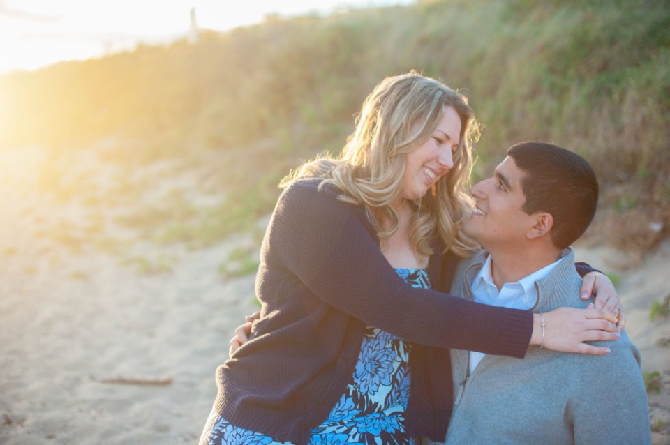 fall engagement session by Linda Barry Photography