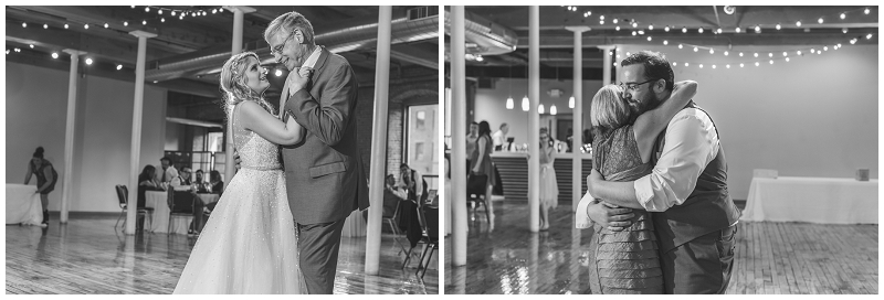 Mill 1 Purple and Gold Wedding Photos by Linda Barry Photography