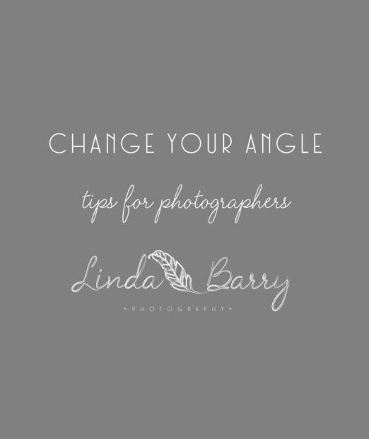 change your angle
