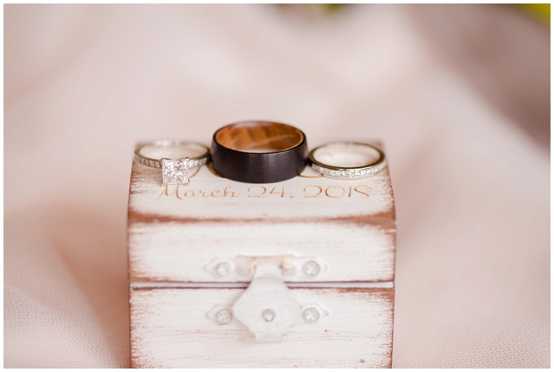 Emily and Nick were married at Stone Mountain Arts Center. Click here to see more wedding images by Linda Barry Photography. Brilliant Earth engagement ring.