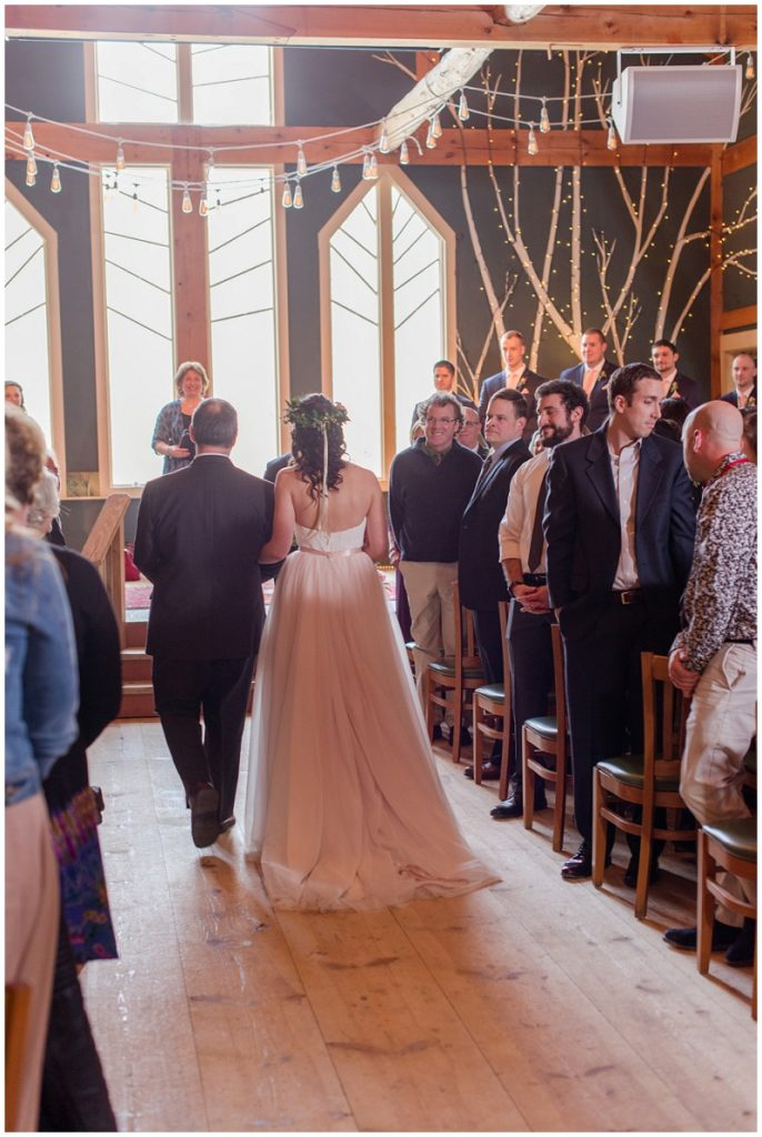 Emily and Nick were married at Stone Mountain Arts Center. Click here to see more wedding images by Linda Barry Photography.