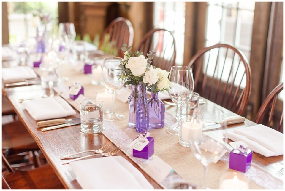 The Farm Table Intimate Wedding