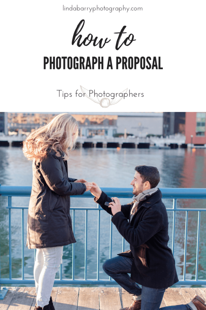 5 tips on how to photograph a surprise proposal! Tips for Photographers, Boston Wedding photographer.