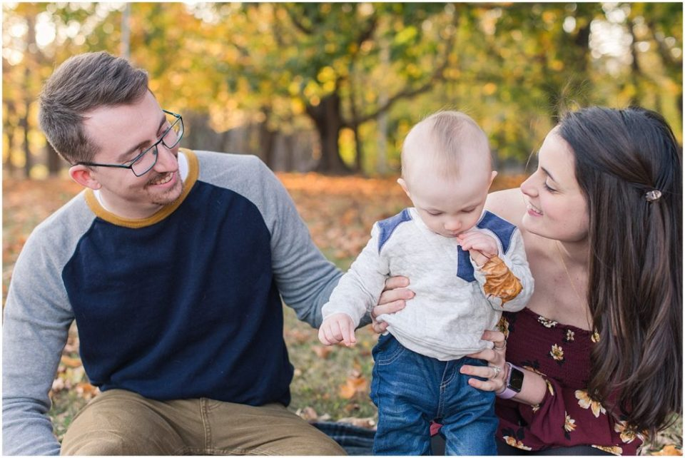 Odiorne State Park family photos.
