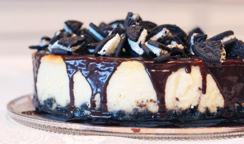 Cheesecake factory Oreo ostakaka