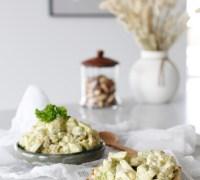 Avocadó eggjasalat