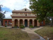 The Court House Moama , NSW . 2015