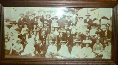 Golf Club Yarrawonga,1886 perhaps