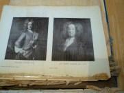 1906 H C Lawlor History Portraits