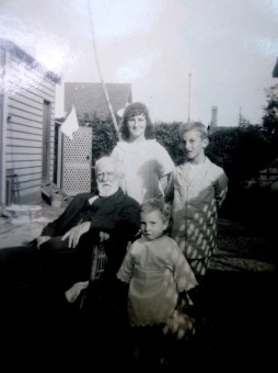 1920 approx. WBC and Dolphin Children