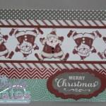 C1567 Santa Claus Holiday WM