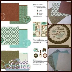 Jackson Papers Seasonal Expressions 2 Close To My Heart Linda Creates~ Linda Caler www.lindacreates.com