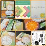 Taste of Summer Card 2 Collage