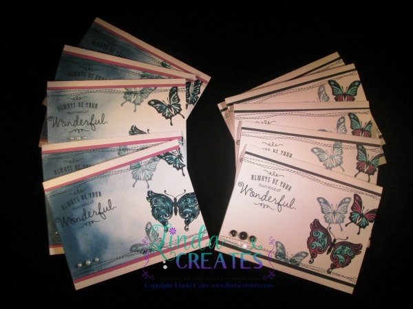 Journal Box and Cards - CTMH Linda Creates ~ Linda Caler  www.lindacreates.com