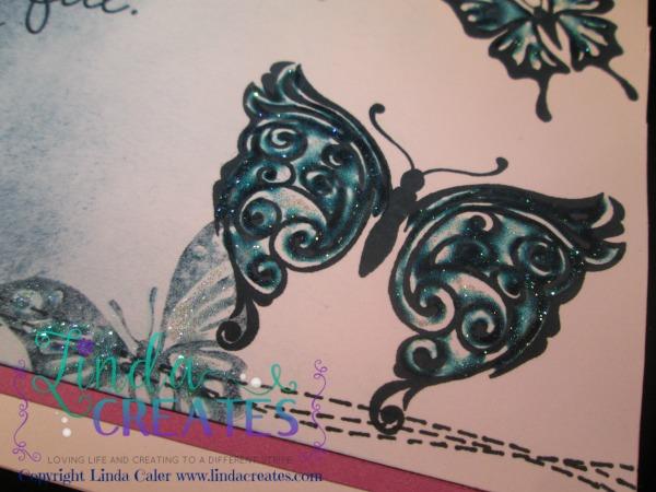 Wonderful Card 2 FMS191 Linda Creates ~ Linda
