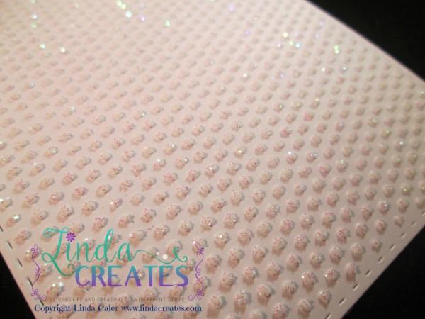 Textured Paste Technique Linda Creates ~ Linda Caler  www.lindacreates.com