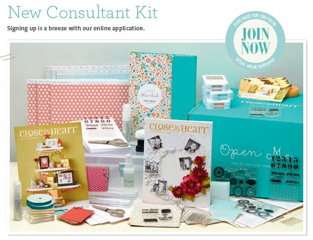 New Consultant Kit pic