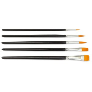 Z3188 watercolor paint brushes $8.95
